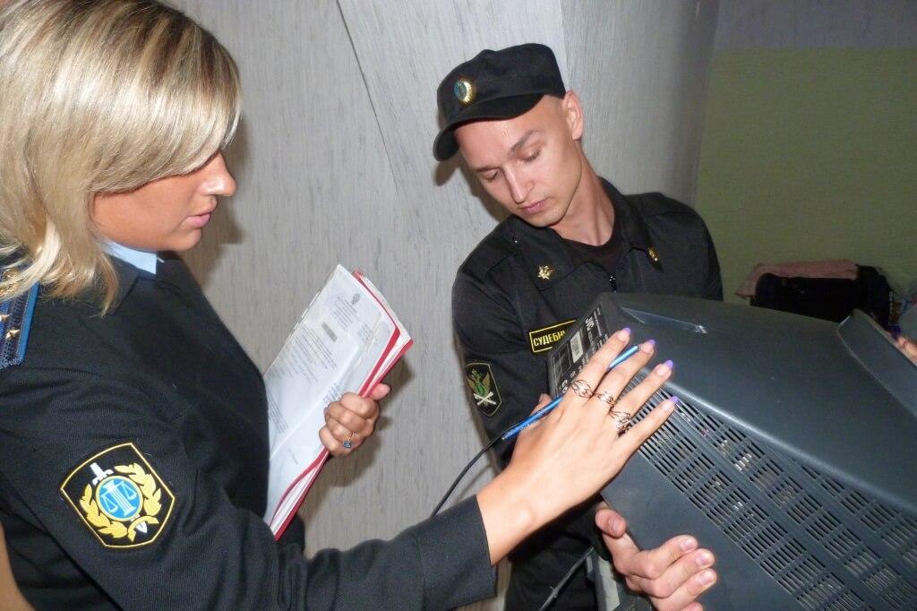 как снять аресты с имущества рк